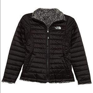 North Face Reversible Mossbud Jacket